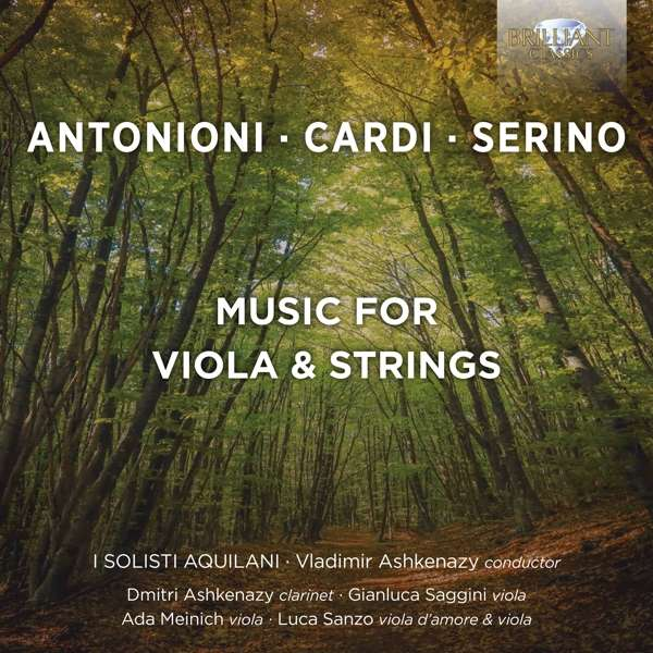 Music for Viola & Strings